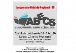 Lançamento Oficial da ABECS – Unidade Regional SP