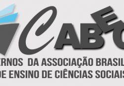 Cadernos da Associação Brasileira de Ensino de Ciências Sociais lança nova edição (v.2, n.1 |2018)