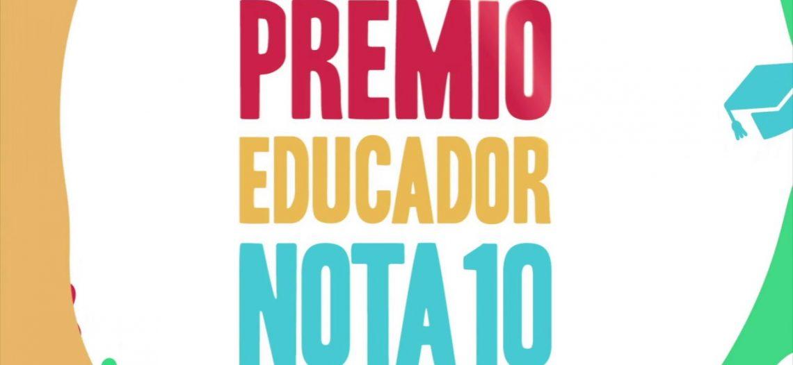 """Prêmio """"Educador nota 10"""" agora abre inscrições para professores de sociologia"""