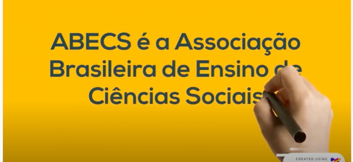 Conheça um pouco da Associação Brasileira de Ensino de Ciências Sociais (ABECS)