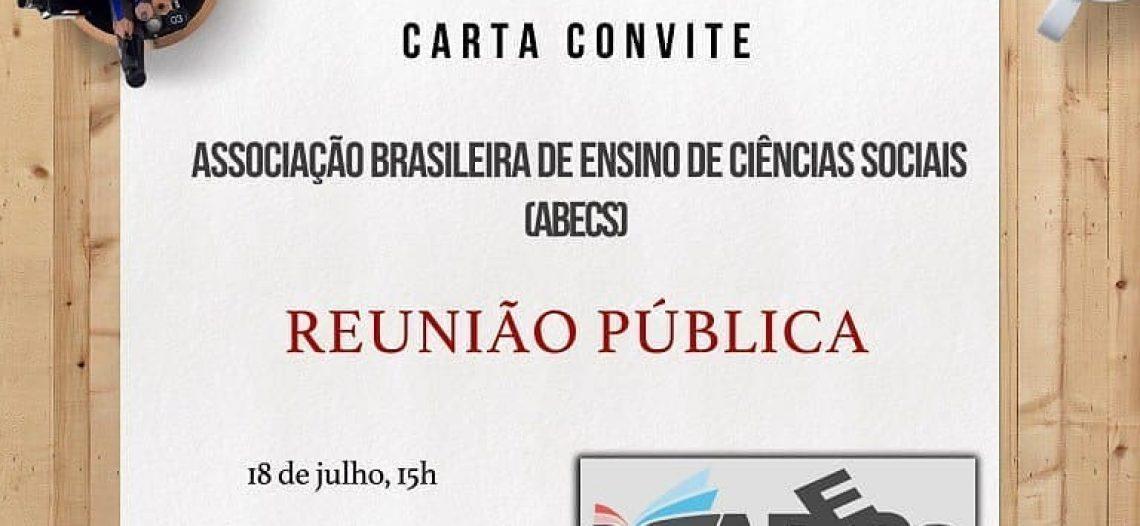 REUNIÃO ABERTA DISCUTIU AÇÕES DA ABECS