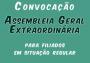 Chamada de Assembleia Geral Extraordinária/ABECS – 15/08/2020