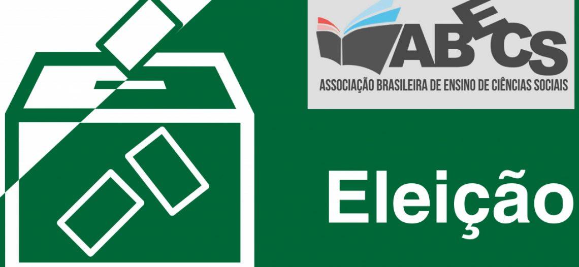 Eleição da diretoria da ABECS: homologação de chapa