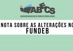 Nota da ABECS sobre as alterações no FUNDEB