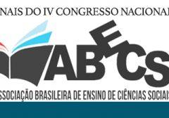 IV Congresso Nacional da ABECS